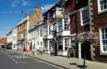 Shipston-on-Stour, By Stephen McKay, CC BY-SA 2.0, https://commons.wikimedia.org/w/index.php?curid=3187206